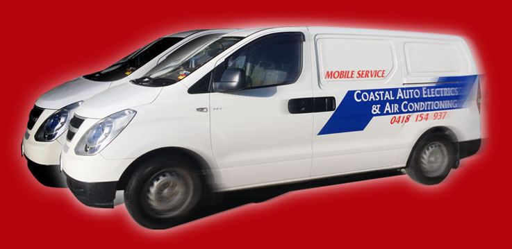 mobile auto electrician car air conditioning caloundra